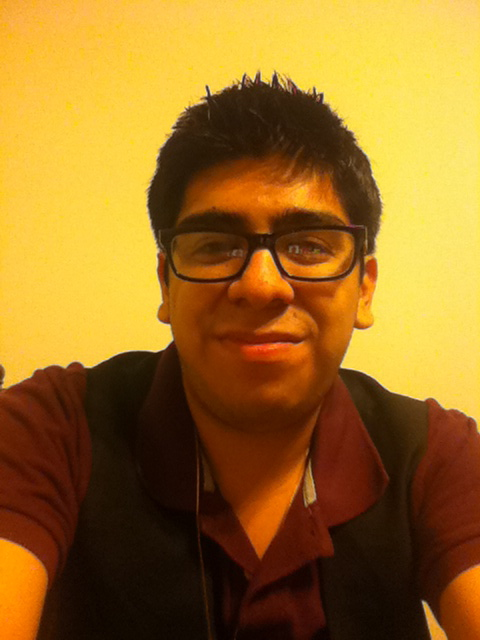 Introducing the Department of Chicana/o Studies Community Relations Intern, Luis Corrales!