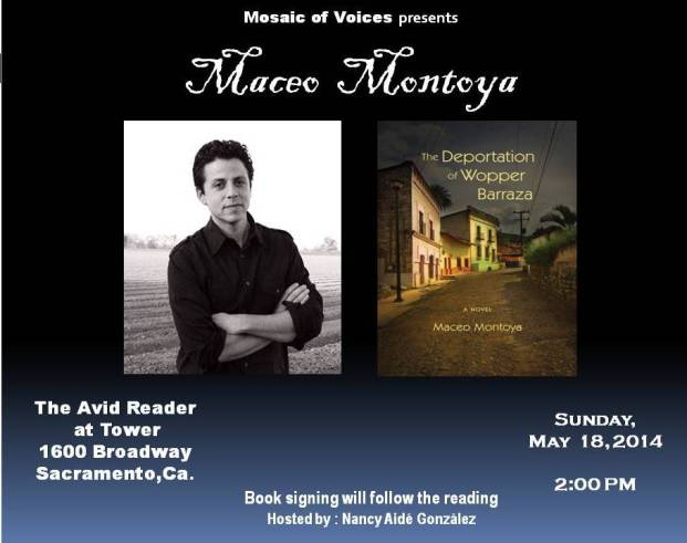 Maceo Montoya Mosaic of Voices Poster